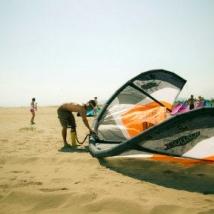 Kitesurf Costa Brava